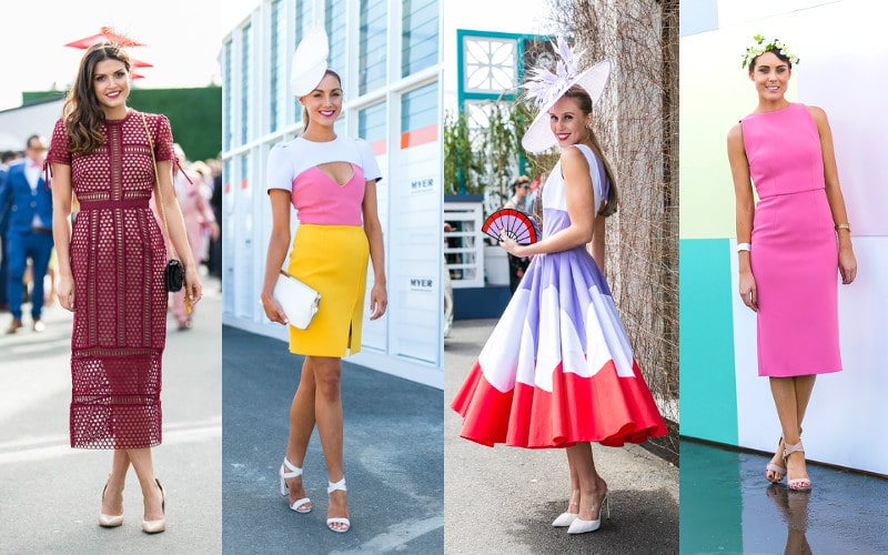 5 fashion tips on what to wear to the Melbourne Cup